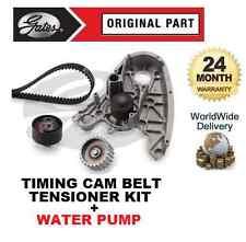 FOR FIAT DUCATO 33 35 2.3 16V 2006--  TIMING CAM BELT TENSIONER KIT + WATER PUMP