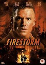 FIRESTORM SCOTT GLENN WILLIAM FORSYTH HOWIE LONG SUZY AMIS FOX UK REGN 2 DVD NEW