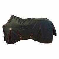 CATAGO Endurance 1680D Outdoordecke für Pferde, 150g - schwarz Decke Pferdedecke