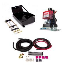Boss 4WD DIY Dual Battery Kit suit Toyota Hilux KUN26 Petrol & Diesel (2005+)