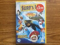 Surf's Up [DVD] [2007] NEW Fast Post