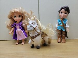 Disney Princess Petite Rapunzel Toddler Dolls From Toys R Us Exclusive Preowned