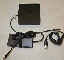 DELL TB16 Docking Station USB-C With 130W DELL Power Supply