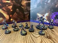 corvus belli infinity painted aleph army