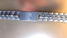 BRACELET MONTRE ACIER INOXYDABLE  // /* 20mm REF.PC62    ///