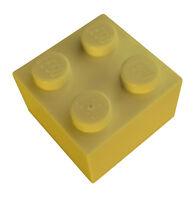 Lego 50x Stein 2x2 gelb (3003) Neu gelbe Basicsteine Steine yellow bricks brick