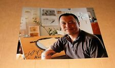 Koji Yamamura * Japón animación Atama-Yama *, original signed photo 20x25 (8x10)