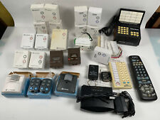 Lot of X10 Home Automation Modules Controller Remote Motion Detector