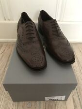 Vivienne Westwood Men Formal Oxford Shoes Size 40 Boots Sneaker Trainer Orb