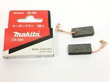 Spazzole CB-350 per Martello MAKITA HR4001 Carboncini 194160-9 originale CB 350