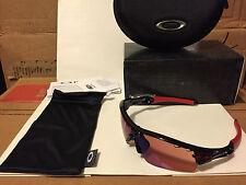 NEW Oakley Radar Path AF Sunglasses Polished Black / G30 Iridium Vented, 24-408J