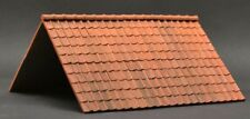 DioDump DD116-A Old tile roof 1:35 scale resin diorama building accessory