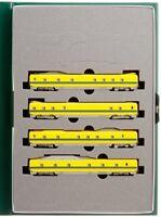 KATO 10-897 N gauge 923 type 3000 series Doctor Yellow Add-on 4-Car Set Train