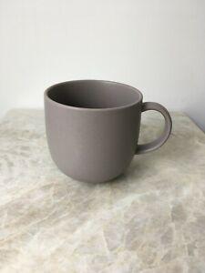 Royal Doulton Mode Stone Mug - Grey Beige Tea Coffee