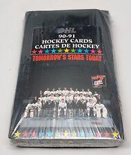 90-91 OHL Hockey Cards Factory Sealed Box Rare