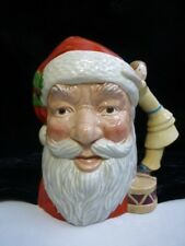 "Royal Doulton ""Santa Claus"" Large Toby Jug Style One D-6668"