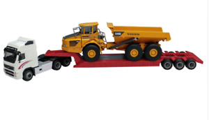 Cararama 185003 Volvo FH12 with Tipper A40D Scale 1/87 - Tracked 48 Post