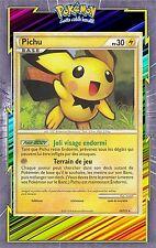 Pichu - HS:HeartGold SoulSilver - 28/123 - Carte Pokemon Neuve Française