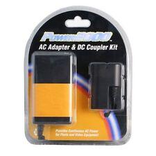 Panasonic Lumix DMC-FZ2500 Camera Replacement Battery Charger Coupler Kit