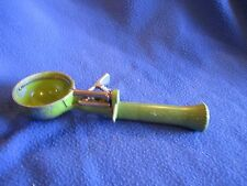 Bonny Prod. Co. N.Y. Ice Cream Scoop Bright Green Vintage RARE