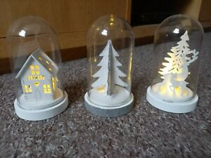 3 Cute Light Up Christmas Decorations
