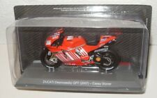 CASEY STONER 2007 • DUCATI DESMOSEDICI GP7 1/18 MOTO GP ALTAYA