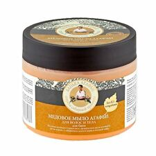 Bania Agafia Honey Soap for Hair and Body 300ml