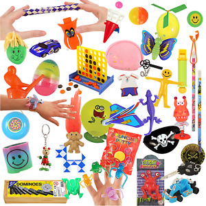 6 Party Bag Fillers Kids Boys Girls Prizes Childrens Christmas Stocking Toy Gift