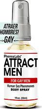 El Secret para atraer HOMBRES Body Spray para Gay Hombres - 1 oz *PhermaLabs