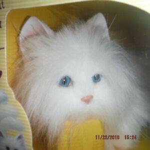Hasbro Fur Real Friends Cat MINT & RARE ~ Electronic Interactive Animatronics!!!