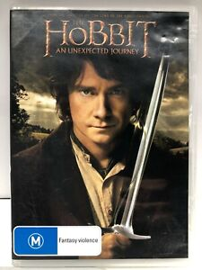 The Hobbit - DVD - AusPost with Tracking