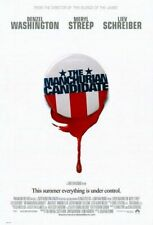 Die Manchurian Candidate (Zweiseitig Regulär) (2004) Original Filmposter