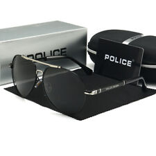 Police Men's Polarized Sunglasses 4 Colors With Box Classic Driving Glasses+Box