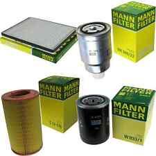 MANN-FILTER PAKET für Nissan Terrano II R20 2.7 TDi 4WD Van 9716030