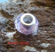 European Glas Bead Beads facettiert für Beadarmband Armband