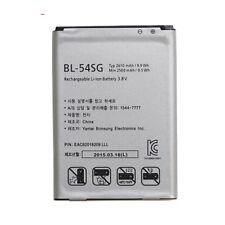 100% Original Battery BL-54SG For LG Optimus G2 F320 D800 D802 D803 -2610mAh3.8V