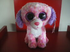 Ty Beanie Boo LONDON the dog 6 inch NWMT.IN STOCK NOW.