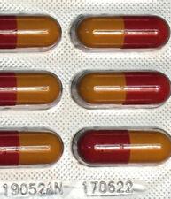 50 capsule Anti - Mcillin ( intestinal bacterial infections)