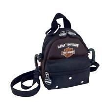Harley-Davidson Mini Me Backpack. Black 99668-BB