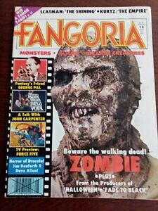Fangoria Magazine # 8 (1980)
