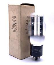 RCA JAN CRC 5U4G VT-244 Valve Tube Smooth Plates Foil Getter (V22)