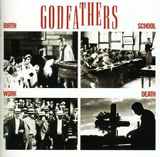 The Godfathers - Birth School Work Death [New CD] Bonus Tracks