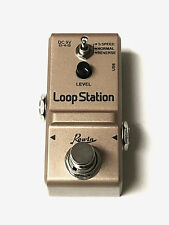 Rowin nano Loop Station Pedal LN-332, New 2016 w/ Toggle FX, Free Ship from US