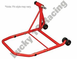 single sided rear paddock stand for BMW R 1200 R RS RT GS Adventure