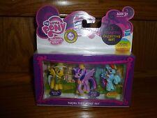 "My Little Pony Mini DARING PONY STORY SET 2"" Rainbowfied Rainbow Dash Daring Do"