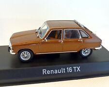 Renault 16 TX marrón, 1976, NOREV, 1:43