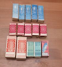 Lot of 15 Russian electronic tubes-Untested AS IS