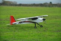 Max-Thrust Pro-Built Balsa Riot Kit Ready Built Red - IC or Electric motor