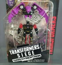 Transformers SIEGE SG-41 Rumble & Ratbat Takara Tomy Japan NEW ***