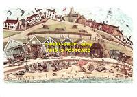 L116601 Southwold Beach Huts. Glynn Thomas. The Orwell Press. Fine Print